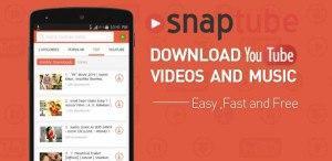 SnapTube Pro Vip v5.00.0.5003810 YouTube VIDEO Downloader APK