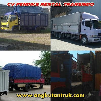 Jasa Angkutan Truk Surabaya Murah