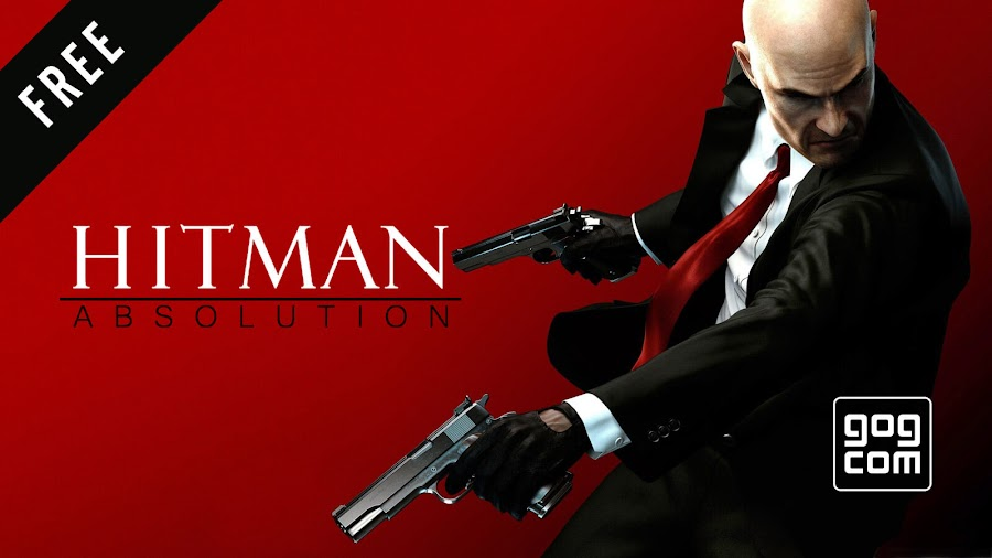 hitman absolution free gog pc game stealth action adventure io interactive square enix no drm