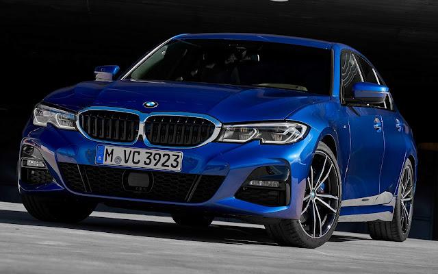 Novo BMW Série 3 2020 chega ao Brasil  - preço R$ 270 mil