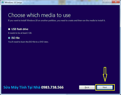 Tải Win 10 bằng Media Creation Tool - H03