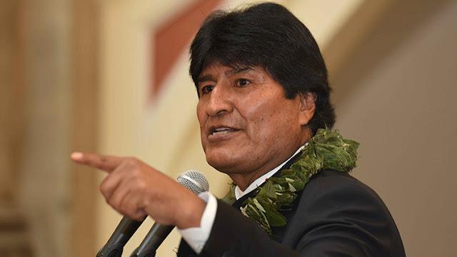 """Evo Morales: """"La oligarquía brasileña tiene miedo del liderazgo de Lula"""""""