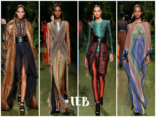 balmain new collection