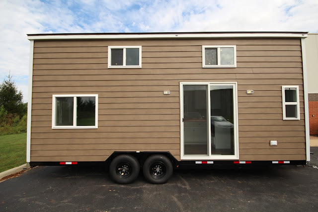 The Everest By Titan Tiny Homes Tiny House Town