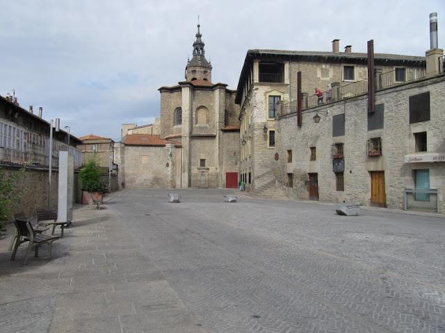 Resultado de imagen de Plaza del Machete Vitoria