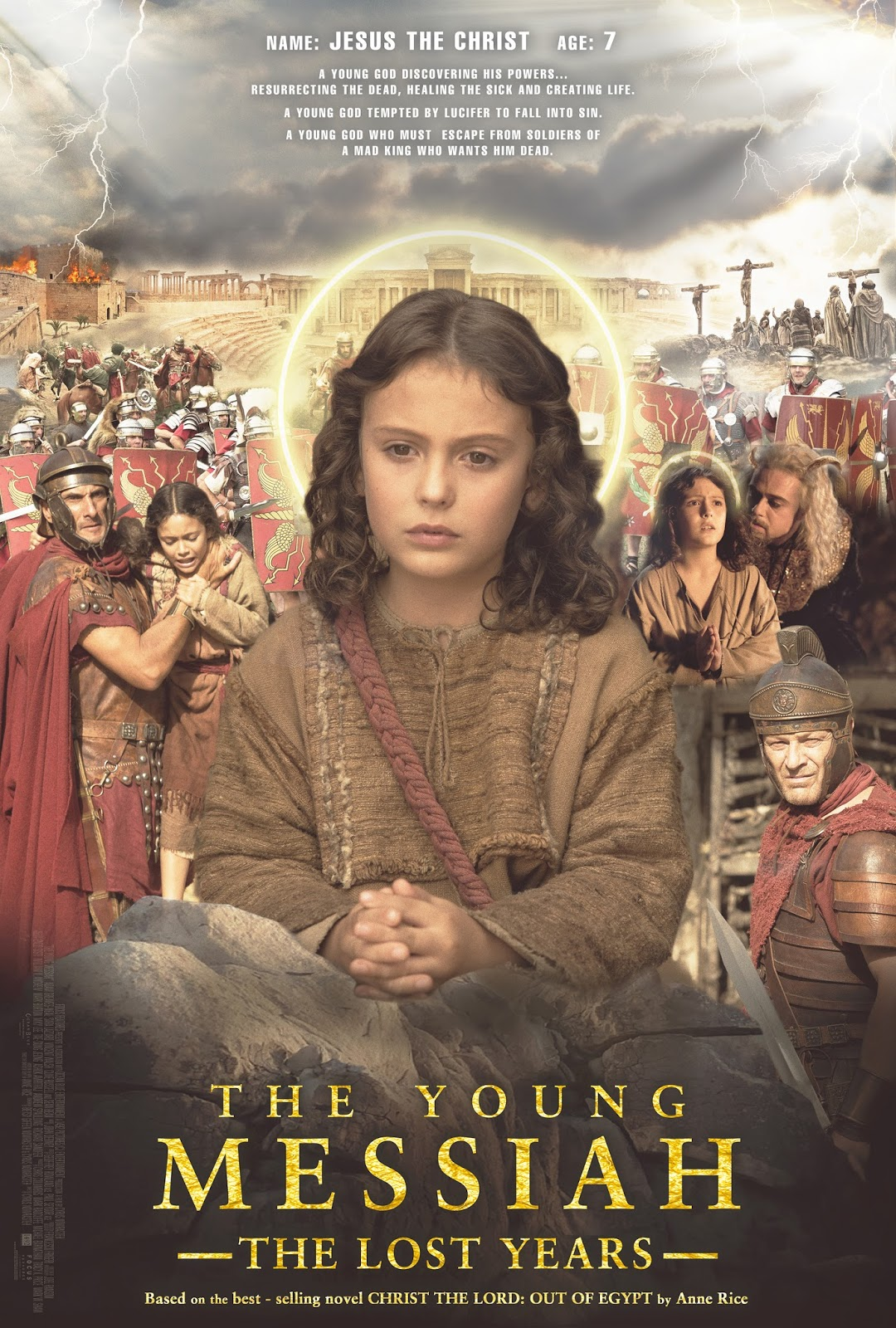 Pelikula Ngayon: Now Showing: THE YOUNG MESSIAH from Pioneer