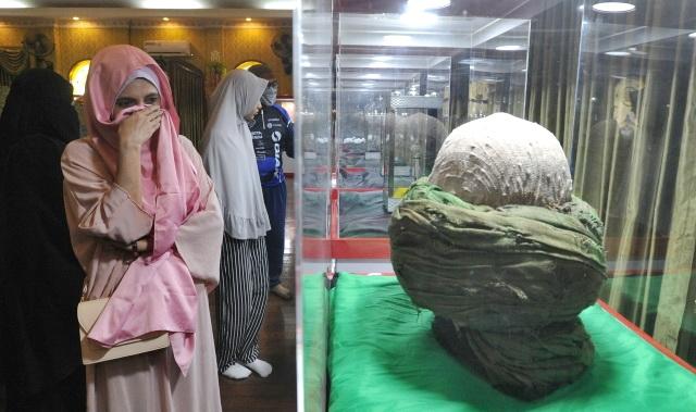 Subhanallah, Inilah Penampakan Benda-benda Peninggalan Nabi Muhammad, Melihatnya Bisa Menambah Iman dan Cinta Kita Kepada Beliau