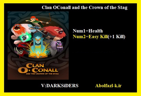 Clan O'Conall and the Crown of the Stag: Trainer (+2) [1.0]