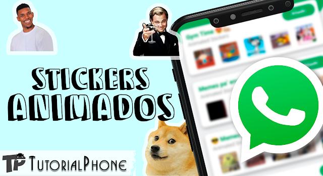 Cómo crear tus Stickers de WhatsApp ANIMADOS - Stickers que se mueven