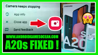 Fix A20s Samsung Galaxy Keeps Stopping Close Apps - androidgamesocean