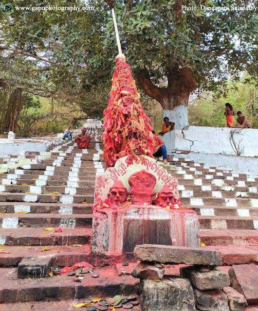 Idol at Maa Taratarini Temple