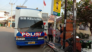 Jadwal SIM Keliling Bulan Juli 2020 Kabupaten Indramayu