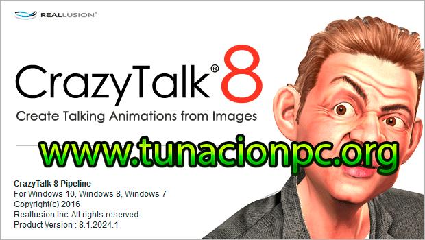 Reallusion CrazyTalk Pipeline Imagen