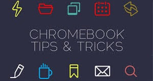 how to change cursor on chromebook