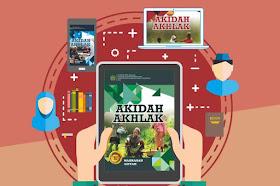 Unduh Buku Akidah Akhlak Madrasah Aliyah (KMA 183/2019)