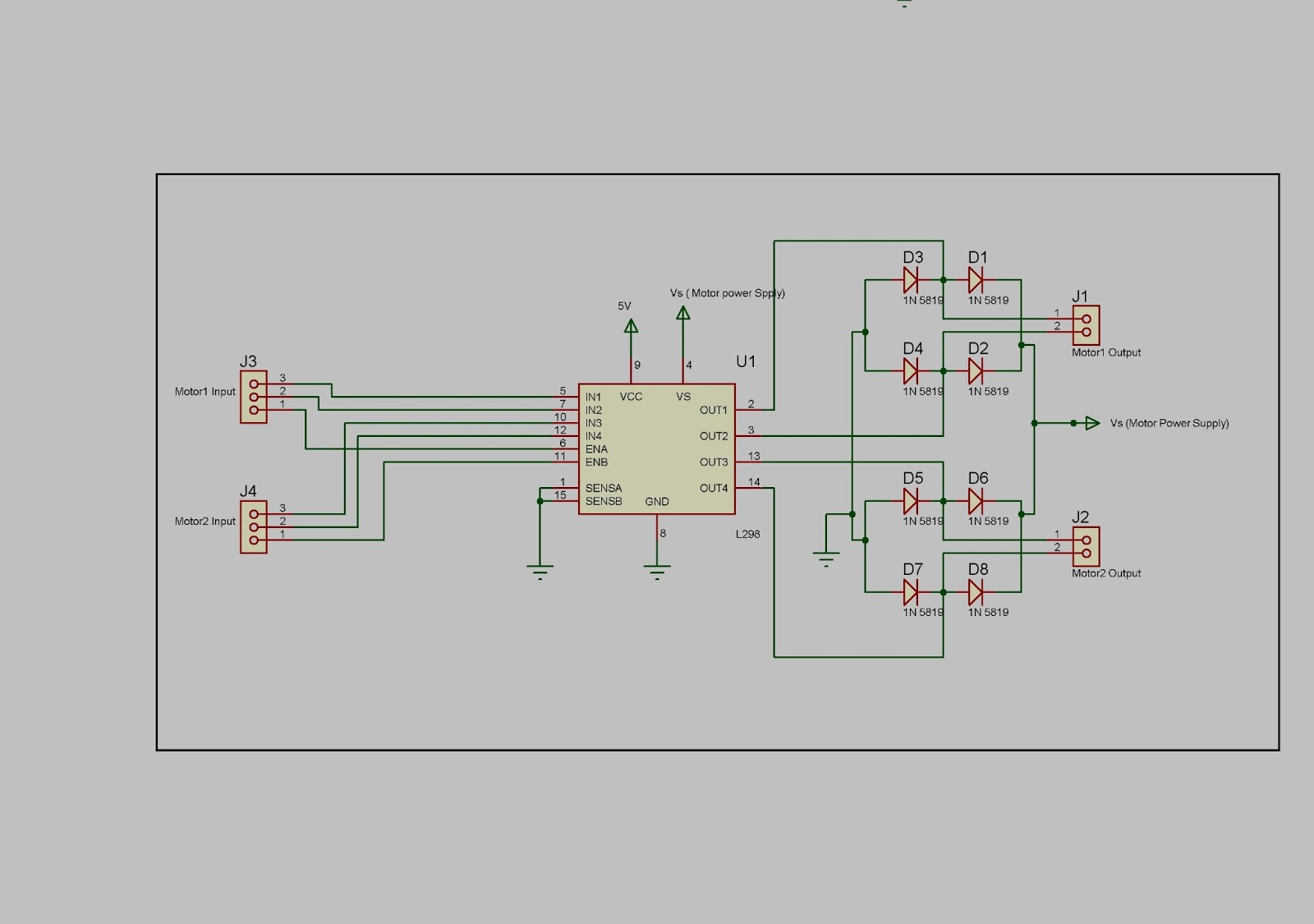 Technology Augmented Build A Motor Control Circuit For