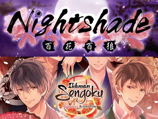Seikkailuja sengoku-kaudella - Nightshade ja Ikemen Sengoku