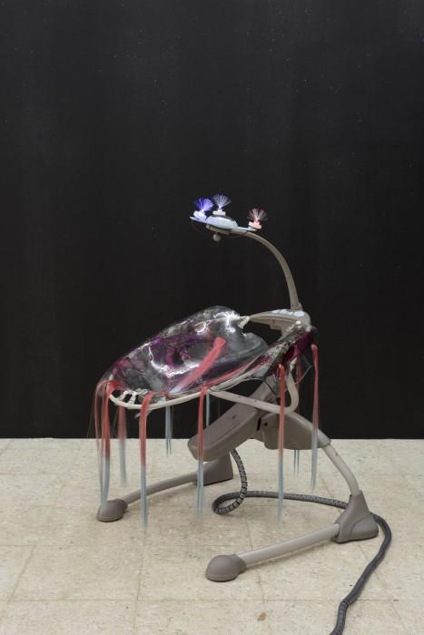Katja Novitskova at Kunsthalle Lissabon