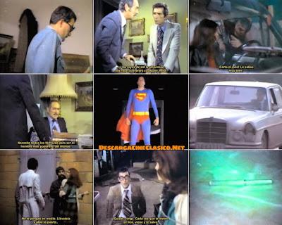 Superman Turco - Süpermen dönüyor - El retorno