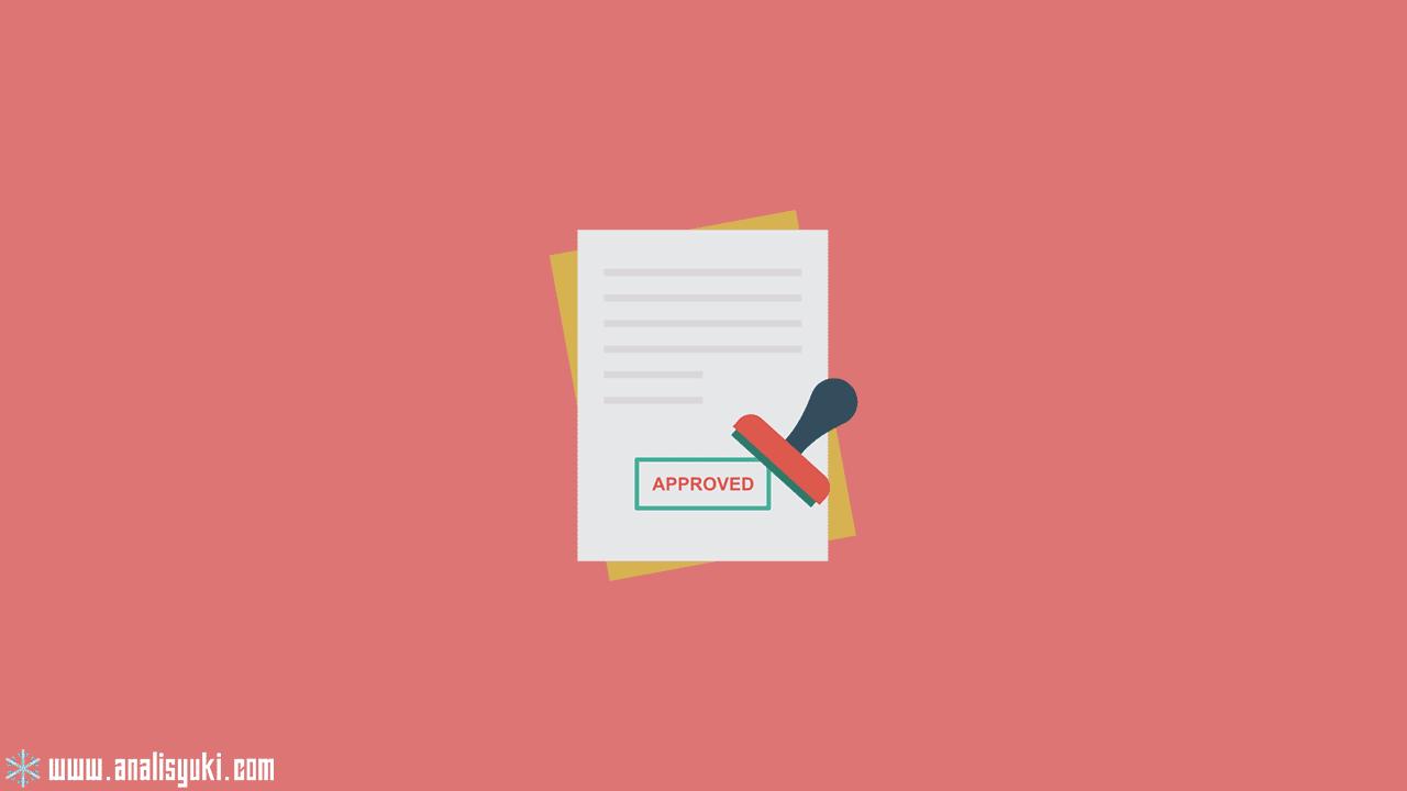 Cara Agar Blog Mudah Diterima Google AdSense 2019