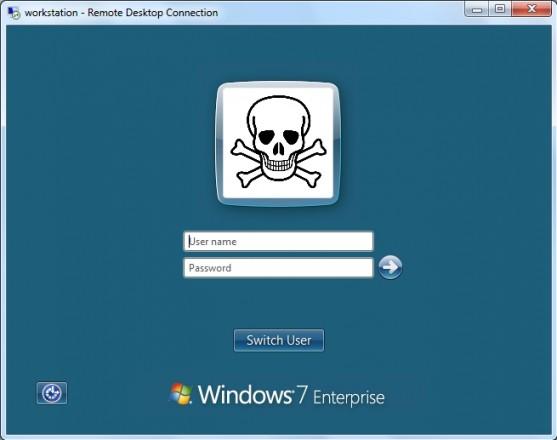 POC] Windows RDP Vulnerability Exploit