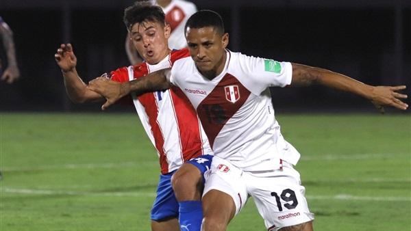 موعد مباراة بيرو وباراجواي في كوبا امريكا