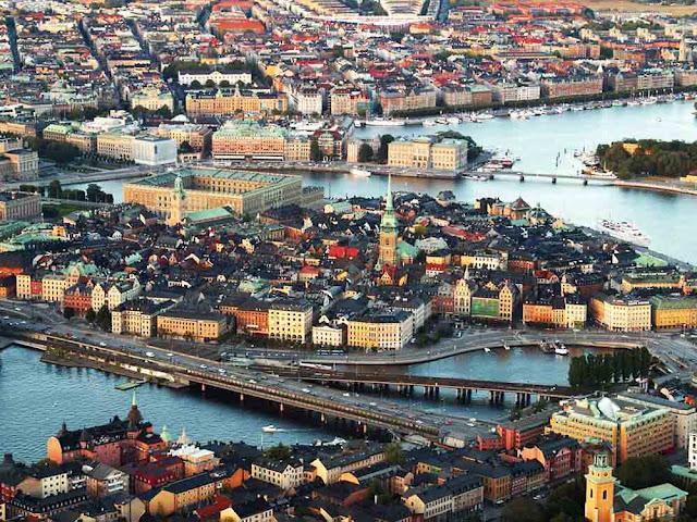 Fotos de Estocolmo - Suécia
