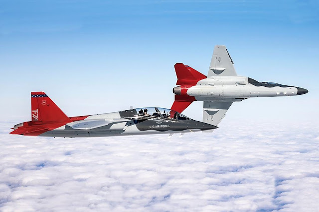 Boeing T-X T-7A Red Hawk