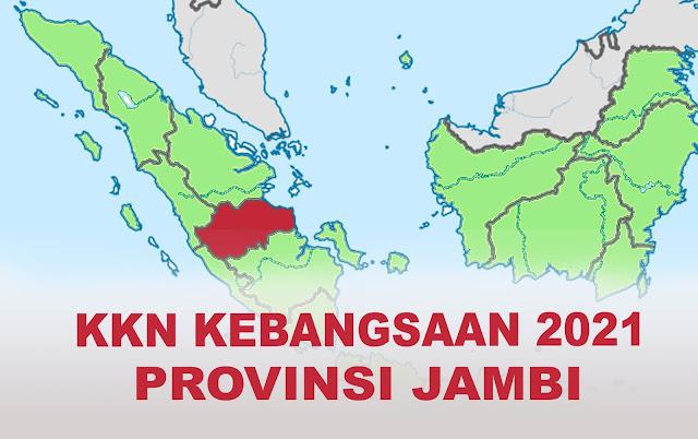 KKN Kebangsaan Sebagai Ajang Mahasiswa Indonesia untuk Bersinergi dan Membangun Bangsa di Tatanan Kehidupan Baru Paska Pandemi