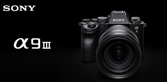 Фотоаппарат Sony A9 III