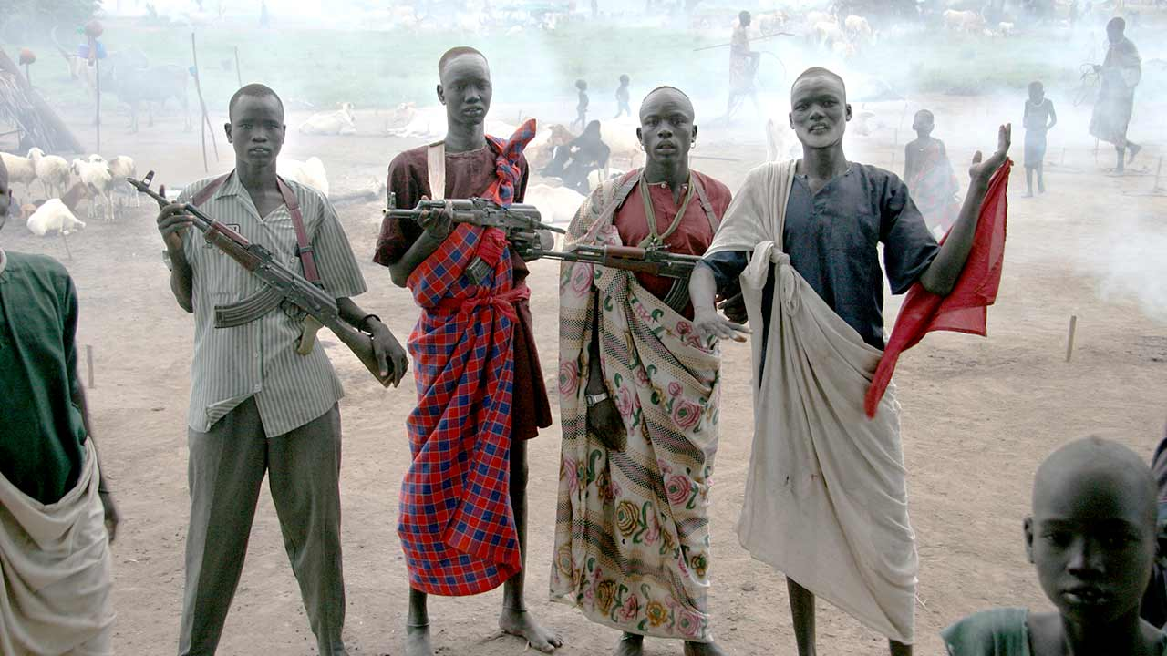 People in south sudan poorest contries in africa