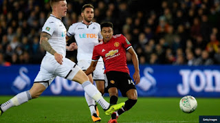 Download Swansea 0-2 Manchester United (EFL Cup 2017/2018:Soccer Highlight)