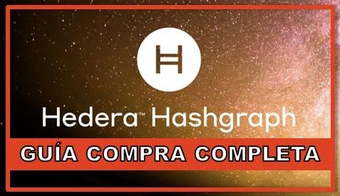 Guía Comprar Hedera Hashgraph Criptomoneda y Guardar en Wallet
