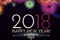 Gambar Tahun Baru 2018 - 4