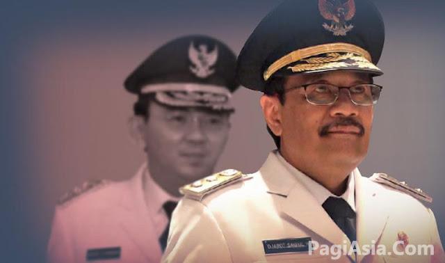 Bertemu Dengan Ahok, Djarot Membicarakan Sejumlah Masalah Di Jakarta