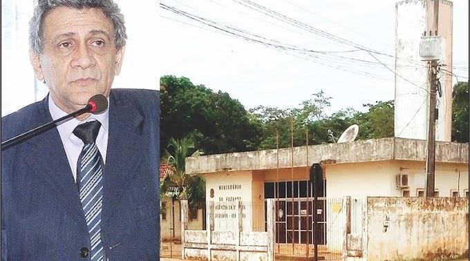 Peninha denuncia fechamento da agência da Receita Federal em Itaituba