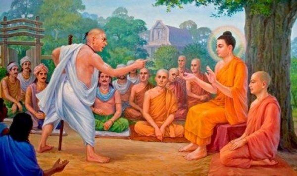 Học Đức Phật làm chủ bản thân không bị ai điều khiển, gió lớn không thể lay chuyển núi
