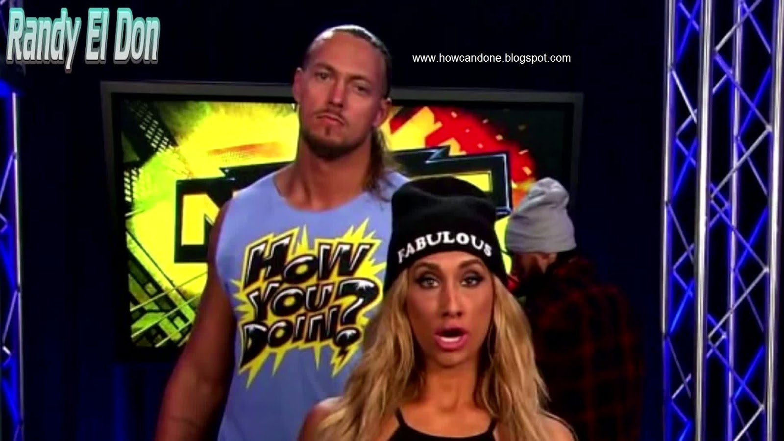 Wwe Superstars With Wife Pictures  How Can Done-4171