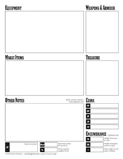 OSE Sheet Mod