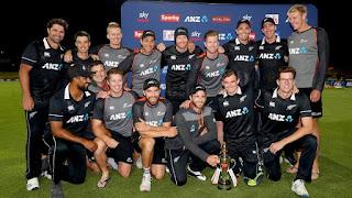 KL Rahul 112 - Zealand vs India 3rd ODI 2020 Highlights