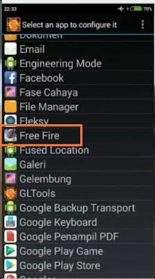 cara menggunakan gl tools di free fire