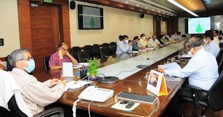 मुख्य सचिव ने दिए सभी विभागों के कार्यालयों में कोविड हेल्प डेस्क बनाने के निर्देश