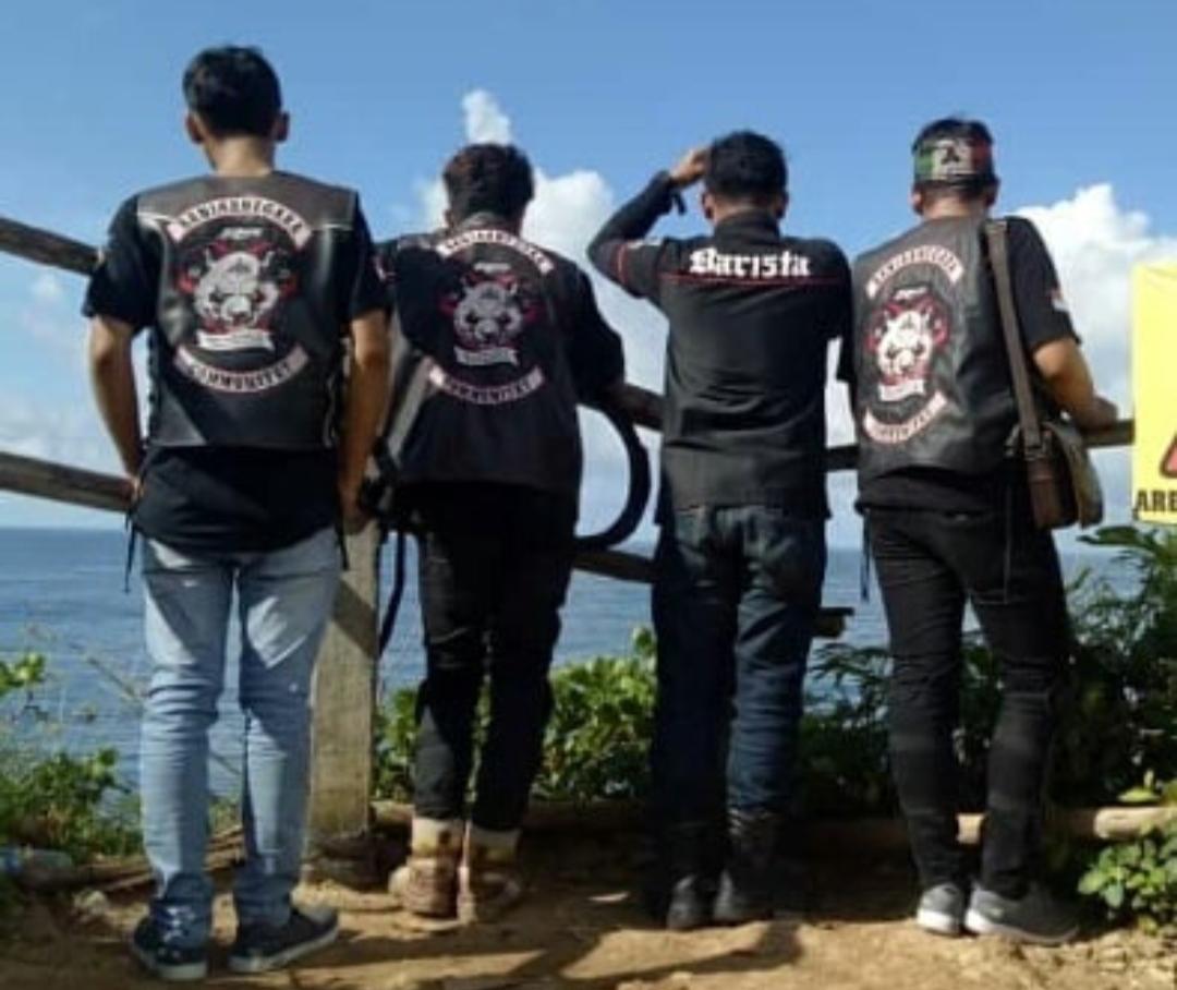 Member Komunitas Yamaha R15 Banjarnegara