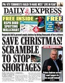 Read Online Daily Express Magazine 11 September 2021 Hear And More Daily Express News And Daily Express Magazine Pdf Download On Website.