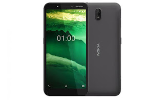 nokia c1 handphone nokia android terbaik