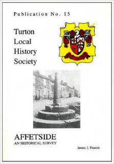 Turton Local History Society #15 - Affetside