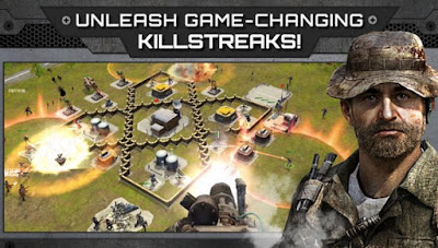 Download Call Of Duty Heroes APK MOD (no damage) + DATA v4.1 for Android