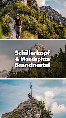 Schillerkopf und Mondspitze | Panoramawanderung am Bürserberg | Wandern Brandnertal | Wanderung Vorarlberg 22