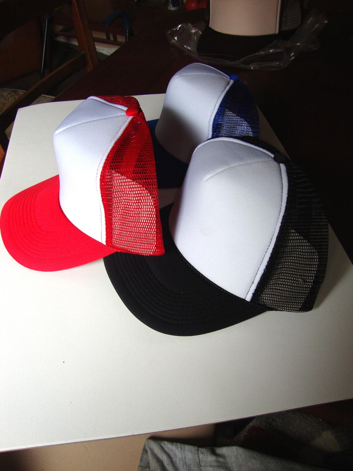 disfruta del mejor precio diseñador nuevo y usado siempre popular Gorras camioneras: Gorras camioneras en blanco o pintadas ...