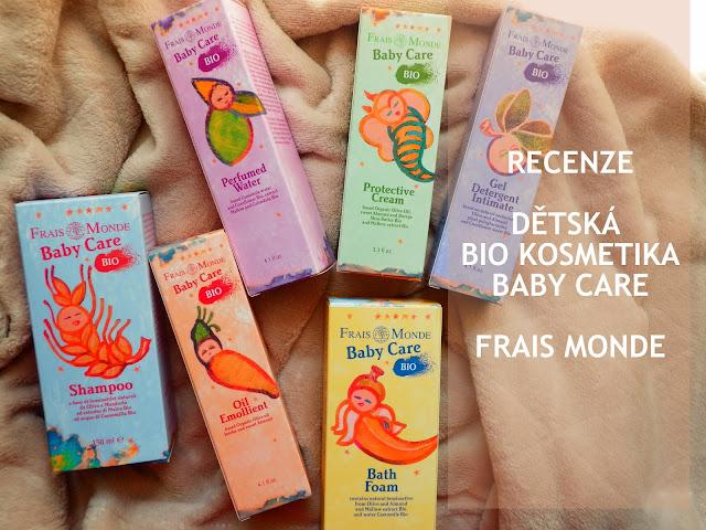 bio kosmetika pro deti, recenze bio kosmetiky